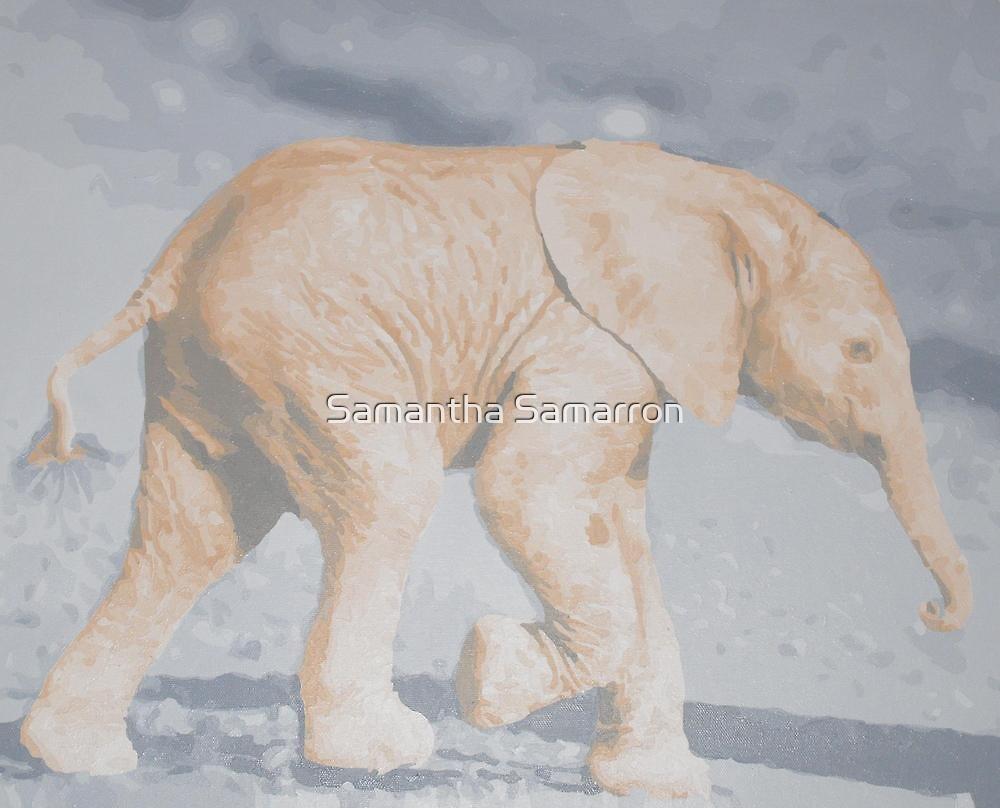 Elephant by Samantha Samarron
