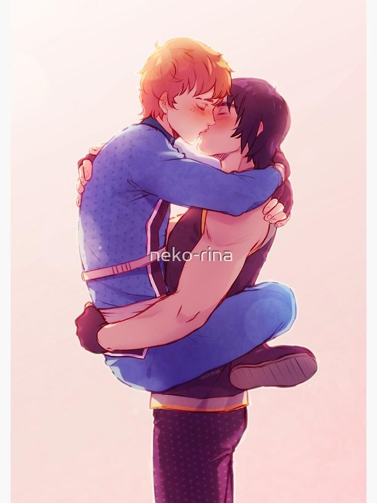 Bruising Kiss by neko-rina