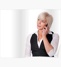 Tracey - Corporate Poster