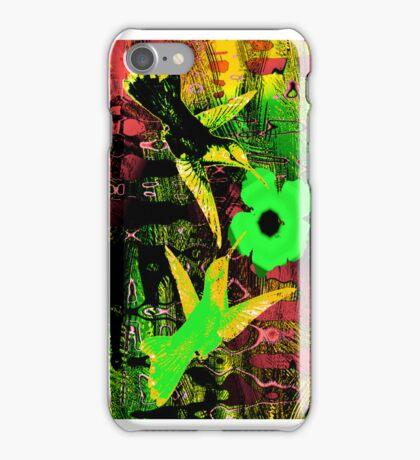 LOVELY BIRDS. iPhone Case/Skin