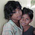 cambodian battambang street kids by Matt Bishop