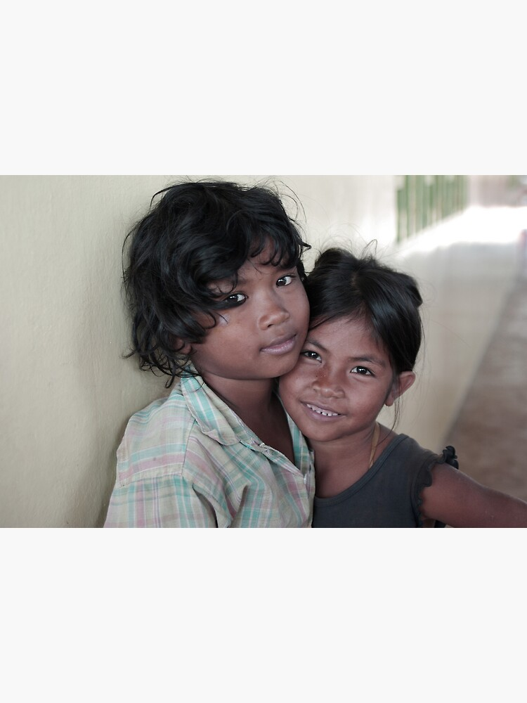cambodian battambang street kids by alexsupertramp