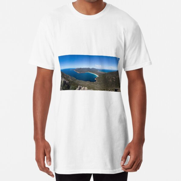 Wineglass Bay Long T-Shirt