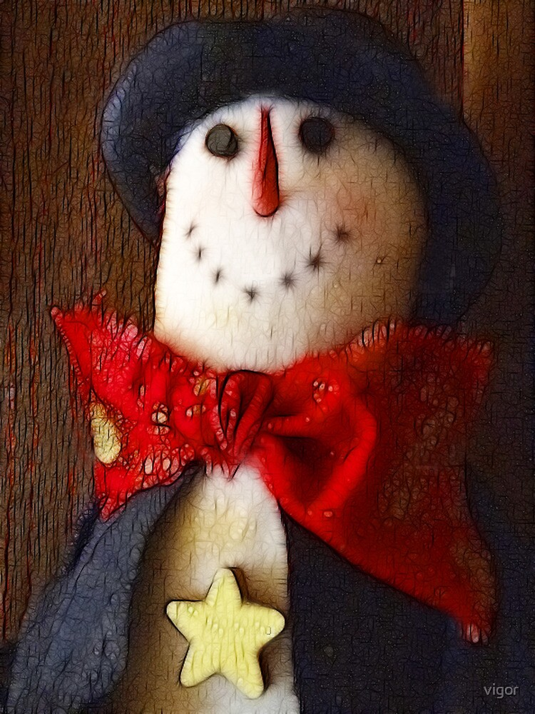 The Snowman by vigor