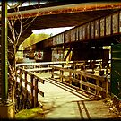 BU Bridge by apsjphotography