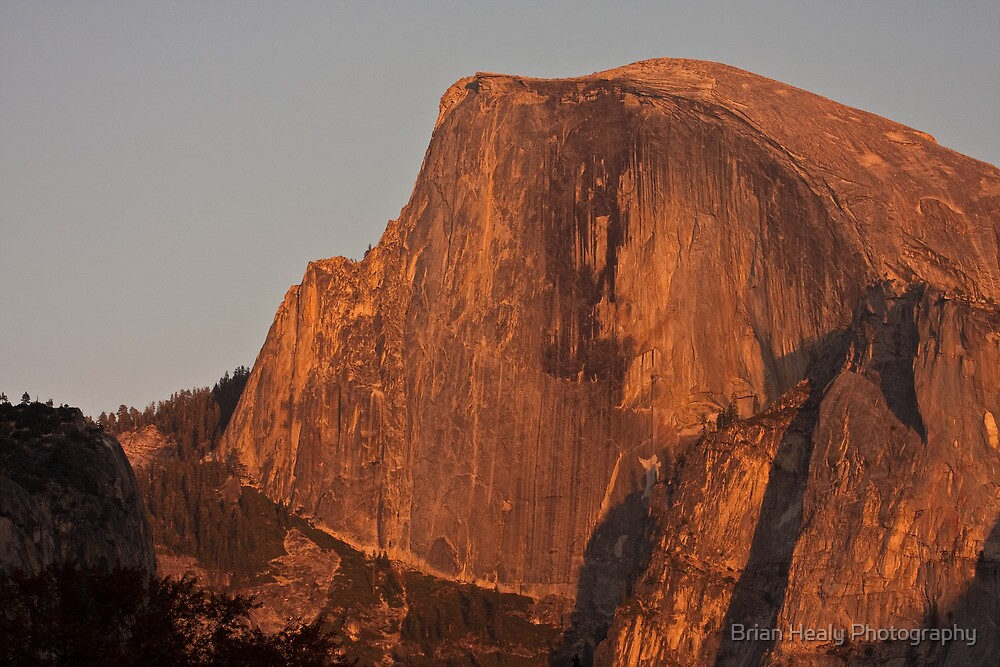 Last Light, Yosemite by Brian Healy Photography