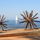 Sculptures at the Malecon - Esculpturas en el Malecón, Puerto Vallarta, Mexico by PtoVallartaMex