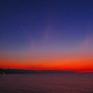 Evening sky with Venus - Cielo al tardecer con Venus by PtoVallartaMex