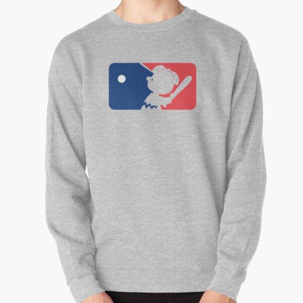 Baseball League  Pullover Sweatshirt