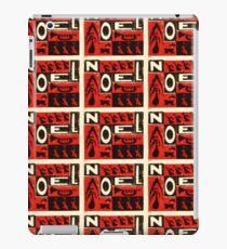 Noel Red iPad Case/Skin