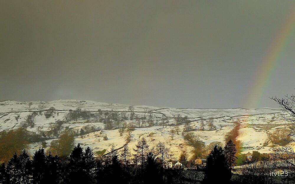 snow Rainbow by itv123