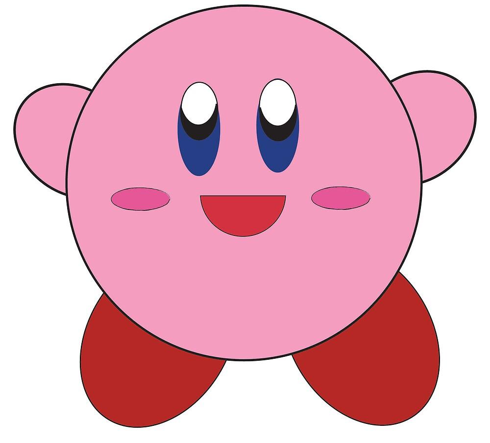 Kirby by jazmyn green
