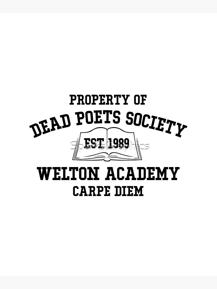 Dead Poets Society by SparksGraphics