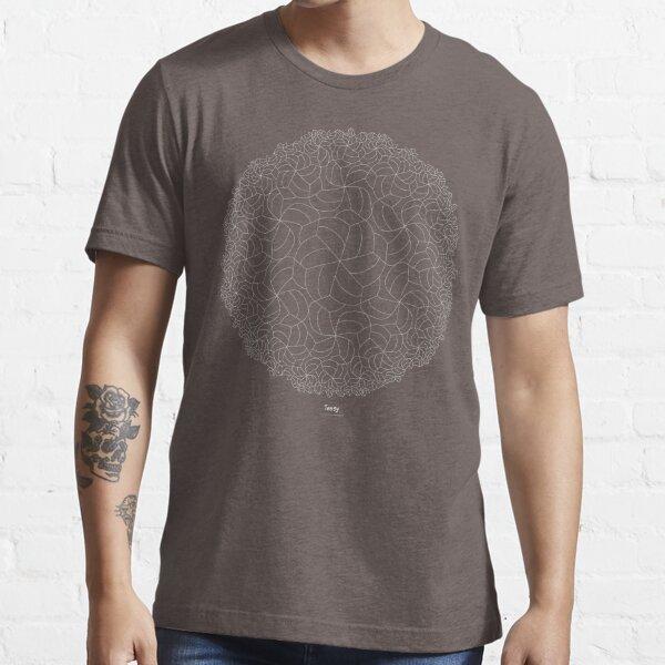 Tessy [white design] Essential T-Shirt