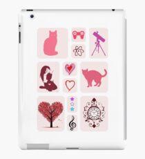 My Hobbies iPad Case/Skin