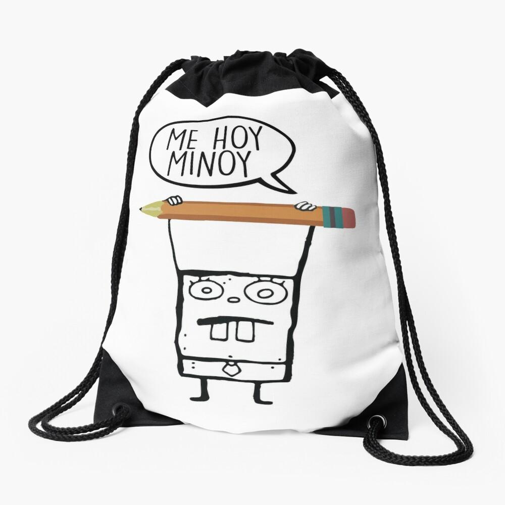 Me Hoy Minoy - Spongebob Drawstring Bag