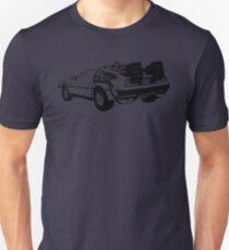 Back to the Future - Delorean Unisex T-Shirt