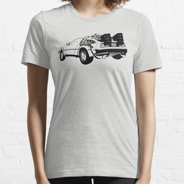 Retour vers le futur - Delorean T-shirt essentiel