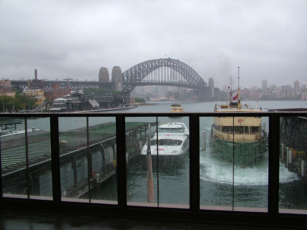 Welcome To Sydney by Gary Kelly