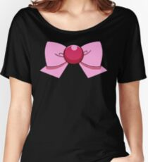 Chibiusa Bow Women's Relaxed Fit T-Shirt