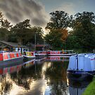 Linlithgow Canal Centre by Tom Gomez