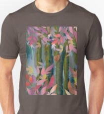 Autumn by a Waterfall Unisex T-Shirt