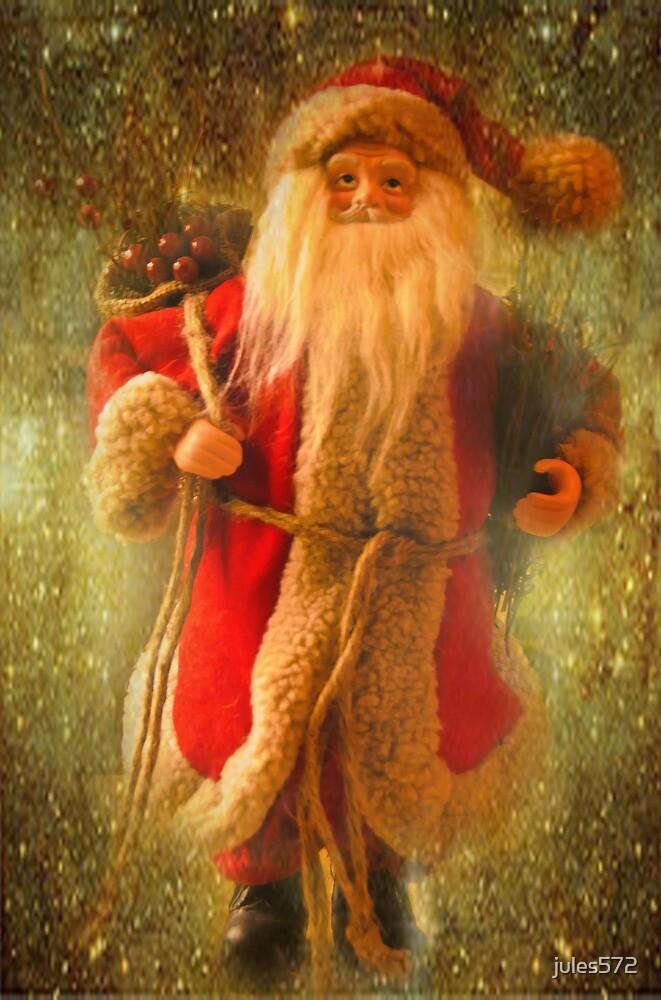 Jolly Ole' Saint Nicholas by jules572