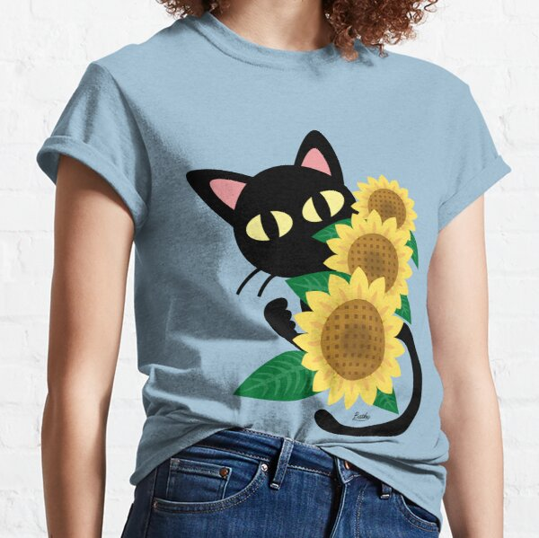 Whim with Sunflower Classic T-Shirt