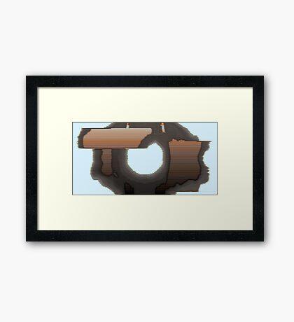 Untitled #40 Framed Print