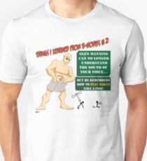 Things I Learned from B-Movies #2 T-Shirt