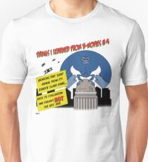 Things I Learned from B-Movies #4 T-Shirt