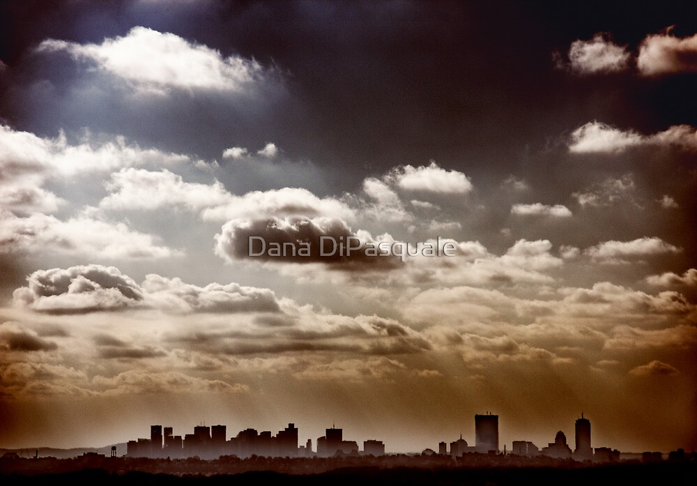 Where No One Knows My Name by Dana DiPasquale