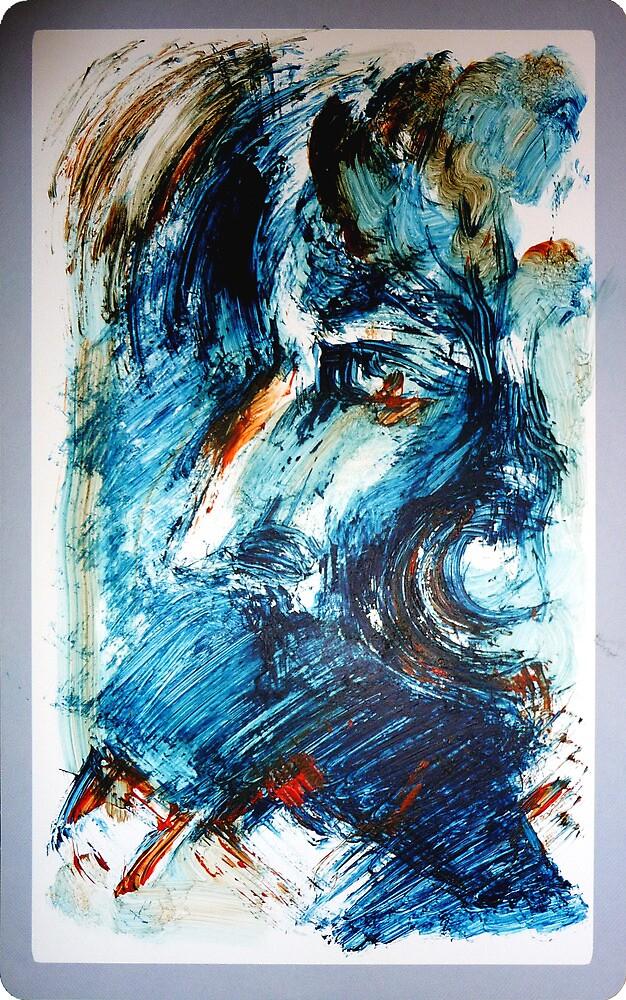 """""""Glance"""" by Tatjana Larina"""