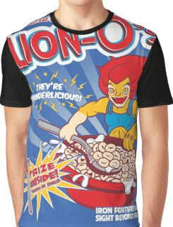 Lion-O's Cereal Graphic T-Shirt