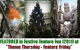 Festive Features 2011. by JoAndCoCards