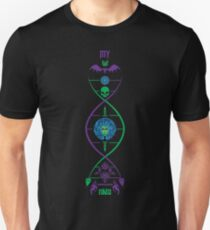My Haunted Mansion DNA by Topher Adam Unisex T-Shirt