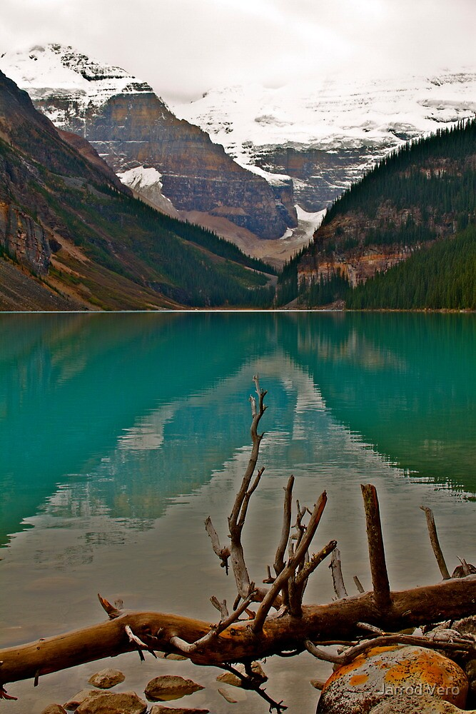 Lake Louise, Alberta Canada by Jarrod Vero