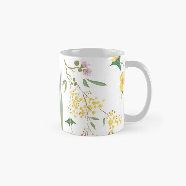 South Australian Spring Flowers Classic Mug