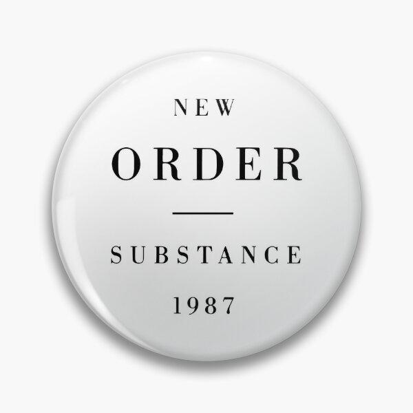 New Order - Techno Pop Pin