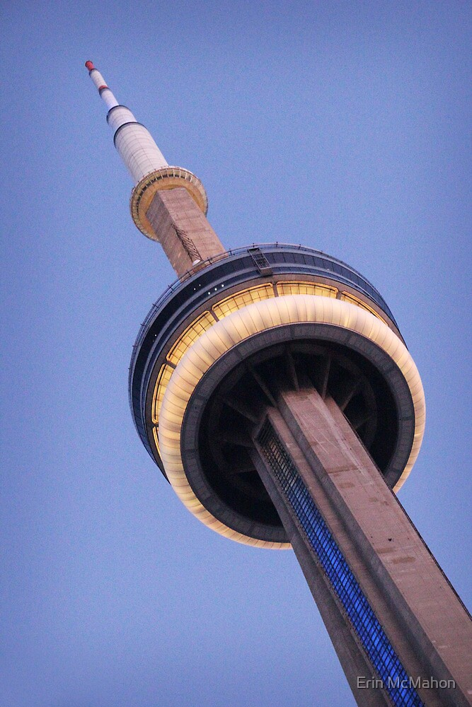 CN Tower - Toronto - Canada by Erin McMahon