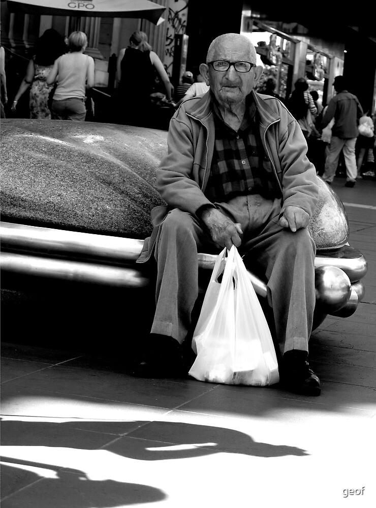city gentleman. by geof