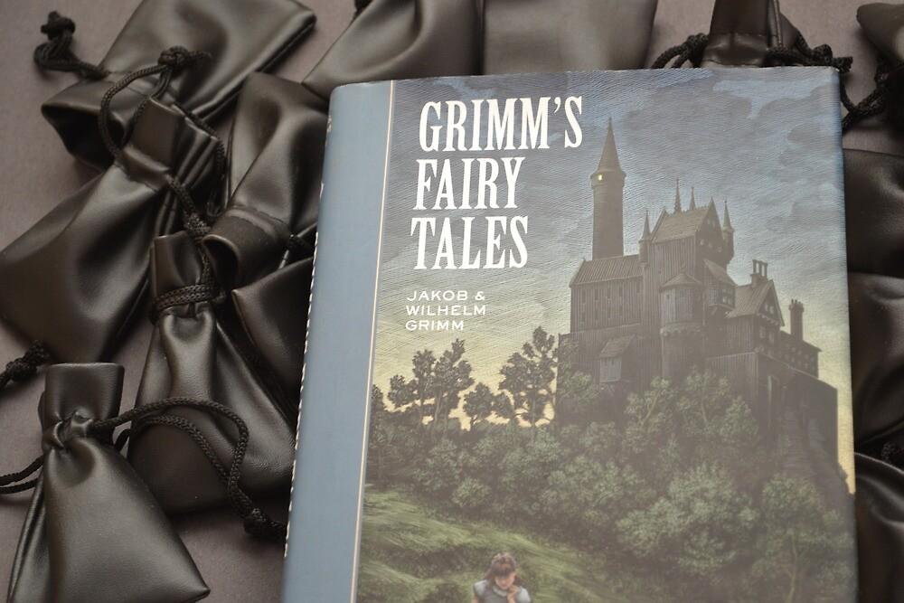 Fairytales at Dark  by mjaleman
