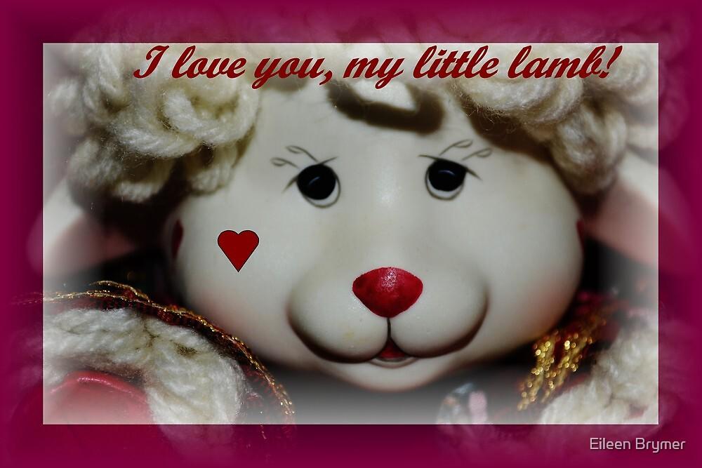 My Little Lamb by Eileen Brymer