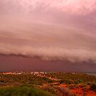 """Storm over Shark Bay"" Western Australia by wildimagenation"
