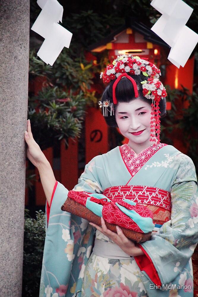 Maiko - Kyoto - Japan by Erin McMahon