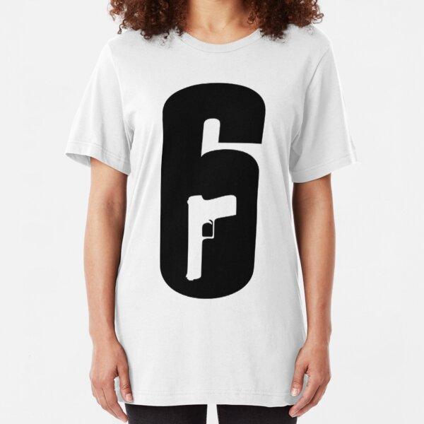 Rainbow Six Siege Slim Fit T-Shirt