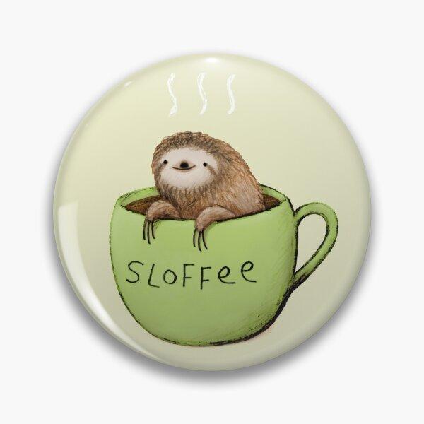 Sloffee Pin