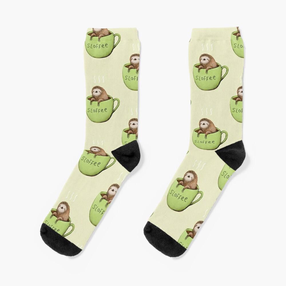 Sloffee Socks