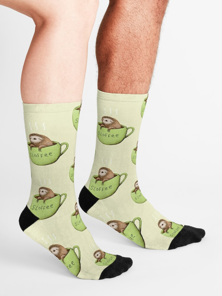 Alternate view of Sloffee Socks