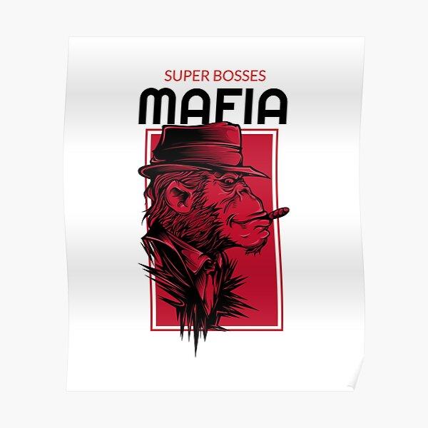 Minimalist-Italian-Mafioso-Mafia-Wall-Art-Poster